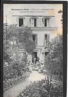 91 MORSANG SUR ORGE. Villa REMILLON Ayant Appartenu à FAURE Secrétaire De THIERS - Animée - Morsang Sur Orge