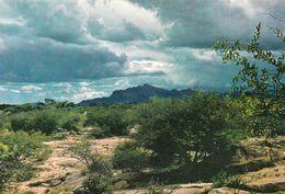 1 AK Namibia * Landschaft In Der Region Erongo - Eine Der 14 Regionen Von Namibia * - Namibia