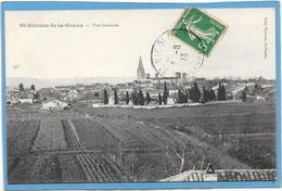 82 SAINT NICOLAS DE LA GRAVE - Vue Générale - Saint Nicolas De La Grave