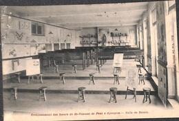 Gysegem - Etablissement Des Soeurs De St Vincent De Paul - Salle De Dessin (1911) - Aalst