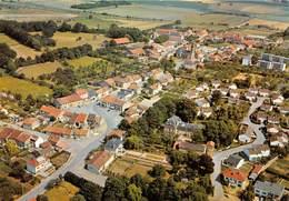 57-MARLY- VUE AERIENNE AUGNY-CENTRE- MOSELLE - Autres Communes