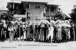 SAVOIE  TOURISTIQUE   - Costumes De La Mairienne - Saint Sorlin D'Arves - Albiez Le Vieux - Valmeinier - Zonder Classificatie
