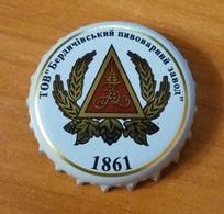 Beer Bottle Cap Capsule Kronkorken Ukraine Berdichev Berdichevske - Bière
