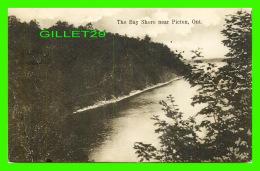 PICTON, ONTARIO - THE BAY SHORE - TRAVEL IN 1906 - - Ontario