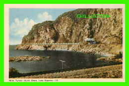 LAKE SUPERIOR, ONTARIO - MINK TUNNEL - ANIMATED WITH TRAINS - PECO - - Ontario
