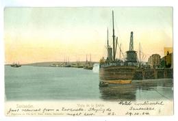 1904, Spain, Santander, Vista De La Bahia. Printed Pc, Used. - Cantabria (Santander)