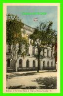 OTTAWA, ONTARIO - EMBASSY OF THE UNITED STATES OF AMERICA - PECO - - Ottawa