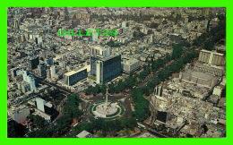 MEXICO CITY - VISTA AERA, REFORMA Y HOTEL MARIA ISABEL AIR VIEW OF REFORMA MARIA ISABEL HOTEL - - Mexique