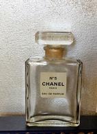 """Ancien Flacon Remplissable """"N°5"""" De CHANEL EDP 100 Ml   VIDE Pour Collection (pas Vapo) - Bottles (empty)"""