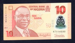 Banconota Niger - 10 Naira 2011 (FDS) - Niger