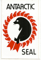 ANTARCTIC SEAL  !   Autocollant - Sticker - Autocollants