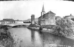 Lamorteau - L'Eglise Et Le Pont (A. Smets) - Rouvroy