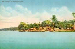 NIGERIA - Village On Badagry Creck - Nigeria