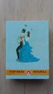 Zündholzschachtel Mit Flamenco-Tänzern (Spanien) - Zündholzschachteln