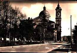 60376)  CARTOLINA DI RHO-VEDUTA DEL SANTUARIO-VIAGGIATA - Rho