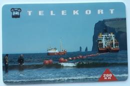 For Use On  Ships,    Faroe Island, Mint - Faroe Islands