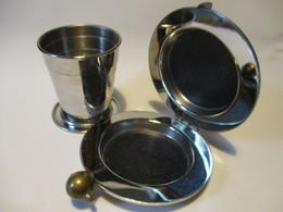 Bicchierino Portatile In Acciaio The Dalvey Pocket Cup - Glasses