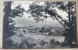 CUORGNE' PANORAMA VIAGGIATA 1932 - Altre Città