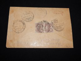 India 1926 Bombay Cover To Dutch East India__(L-19736) - Sonstige