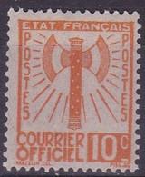France Service, Yvert N° 1 ** - Cote 70 € - Service