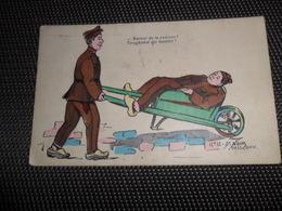 Humor  Humour Militaire  Illustrateur D. Noir - Humour