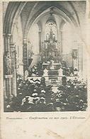 HARGICOURT (02) Confirmation Du 22 Mai 1905 - L'Elévation - Très Très Rare - Carte Postée - Autres Communes
