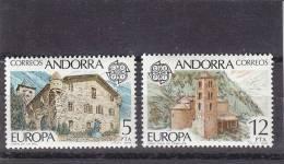 Andorra Española Nº 117 Al 118 - Nuevos