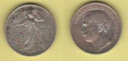2 Lire 1911 Cinquantenario Italia Regno - 1900-1946 : Victor Emmanuel III & Umberto II