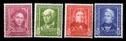 Allemagne/RFA YT N° 3/6 Neufs ** MNH. TB. A Saisir! - [7] Federal Republic