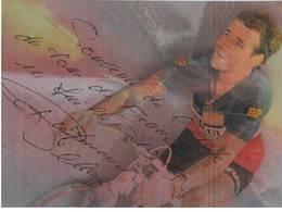 Carte Postale Raymond DELISLE - Dédicace - Hand Signed - Autographe Authentique - - Wielrennen