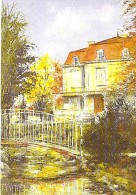 SALONS De COLLECTION - (38) BOURGOIN JALLIEU : 16 ème SALON CARTE POSTALE (18-19/09/1999) CPM Tirage 2000 Ex. - Collector Fairs & Bourses