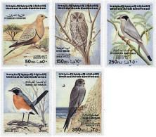 Ref. 36593 * NEW *  - UNITED ARAB EMIRATES . 1996. INDIGENOUS BIRDS. AVES AUTOCTONAS - United Arab Emirates