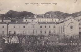 83 / TOULON / EXTERNAT ST JOSEPH / JOLIE CARTE PEU COURANTE - Toulon