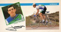 - CYCLISME - Christian LEVAVASSEUR (la Redoute)  -19776- - Cyclisme