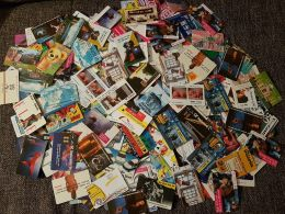 RARE - LOT DE 244 TELECARTES ALLEMANDE A PARTIR DE 1989 - Télécartes