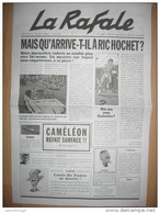 Dossier De Presse ZIDROU VAN LIEMT Ric Hochet La Rafale Le Lombard 2015 (Tibet...) - Livres, BD, Revues