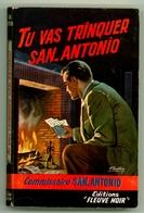 """Policier - San Antonio - """"Tu Vas Trinquer San-Antonio"""" - 1963 - San Antonio"""