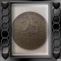Médaille Commémorative Course Marseille-Cassis 25e édition - 2003 - Athletics