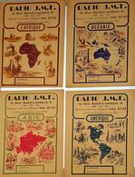 4 Protège-cahiers Radio JME - Book Covers