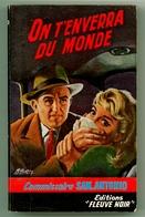 "Policier - San Antonio - ""On T'enverra Du Monde"" - 1963 - San Antonio"