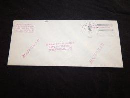 USA 1941 USS Dunlap Mailgram Cover__(LB-498) - Briefe U. Dokumente