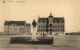 BELGIQUE - FLANDRE OCCIDENTALE - KNOCKE - KNOKKE - De Verweeplaats - (La Place De Verwee) - Knokke