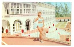1940/50's? Mexico, Hotel Mocambo. Printed Pc, Unused - Mexico