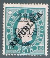S. Tomé, 1913, # 154, MNG - St. Thomas & Prince