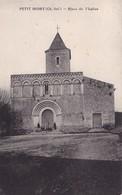 PETIT NIORT - Place De L'Eglise - France