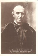 Braine-l'alleud - CPA - Son Eminence Le Cardinal Mercier - Eigenbrakel