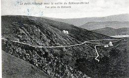 Cpa - Le Petit, Hohneck Avec La Vallée Du Schiessrothried - Vue Prise Du Hohneck - - France