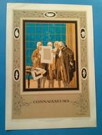Connaisseurs, Impression Lithographique, Couleurs CH.Lorilleux Et Cie - Lithographies