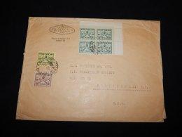 Vatican 1930 Filatelica Cover To USA__(LB-744) - Vatican