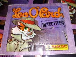 Leo O'pard Detective Bustina Figurine Panini - Panini